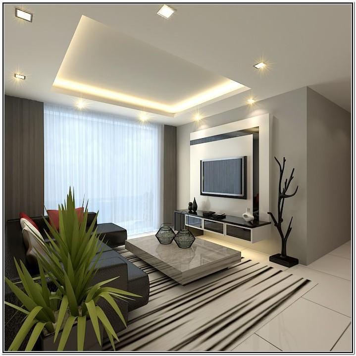 Modern Feature Wall Ideas Living Room Tv
