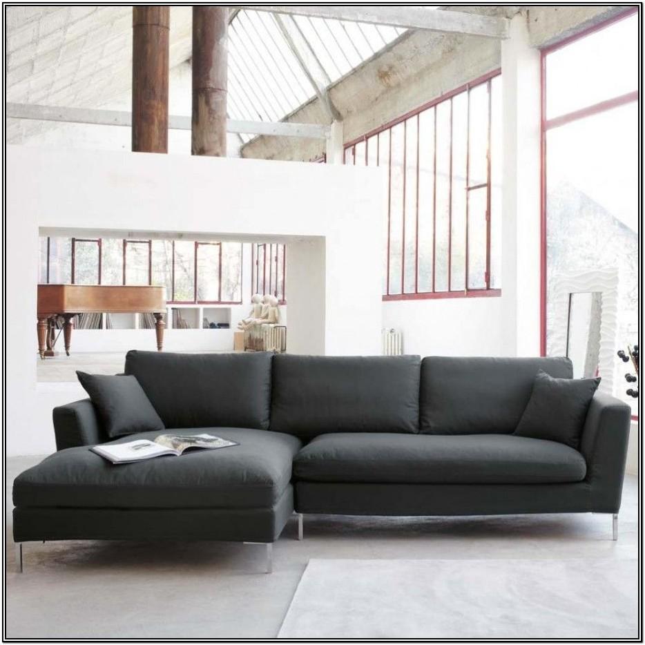 Modern Gray Sectional Living Room Ideas