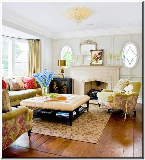 Modern Ideas For Formal Living Rooms