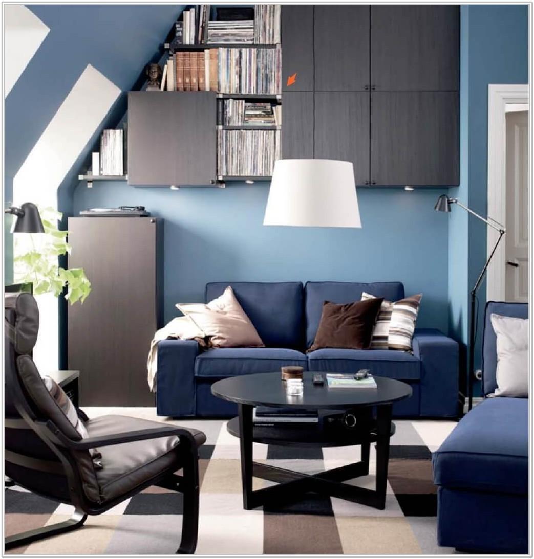 Modern Ikea Small Living Room Ideas