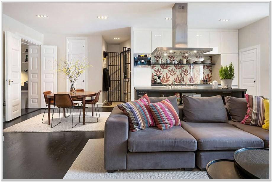 Modern Kitchen Dining Living Room Ideas