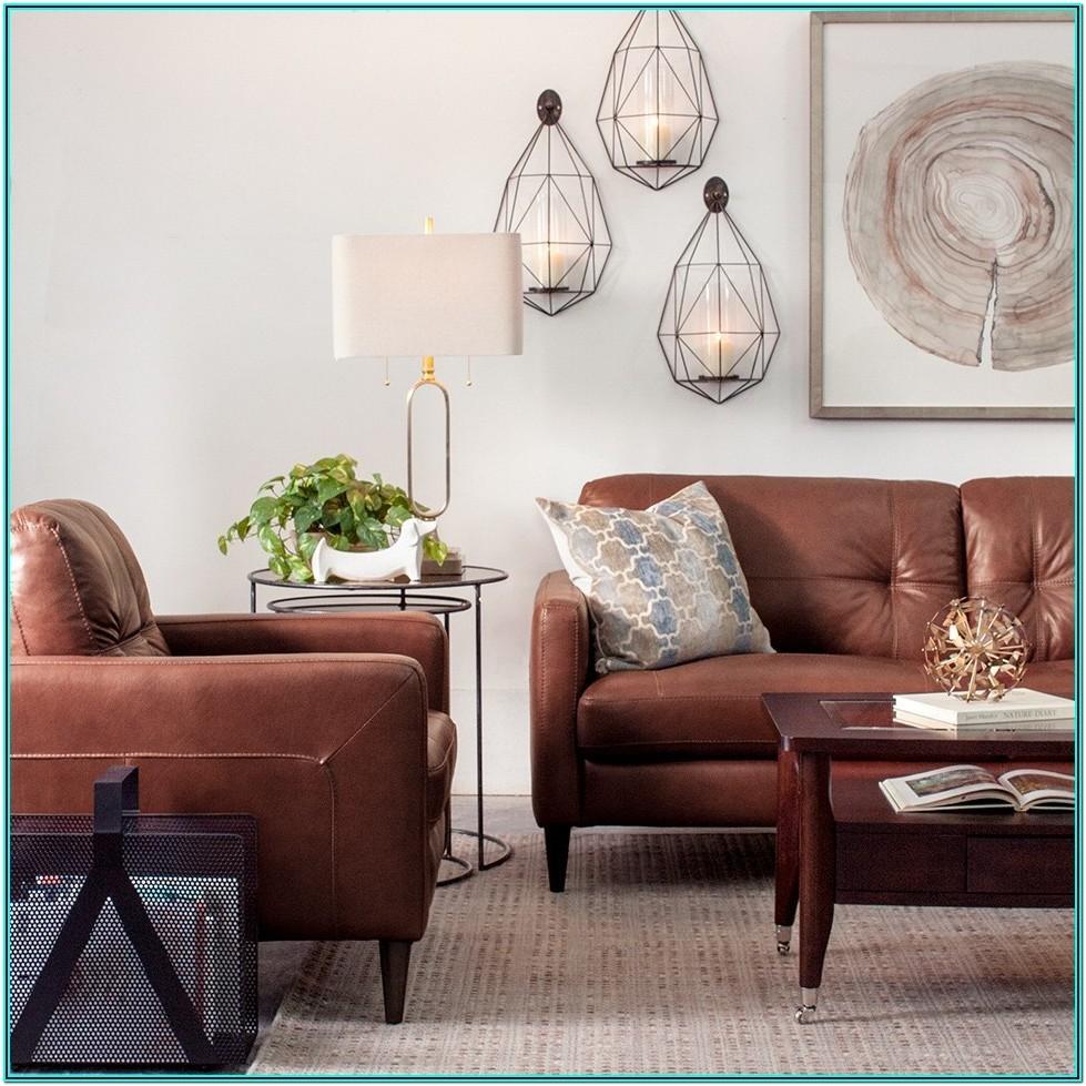 Modern Leather Sofa Living Room Ideas