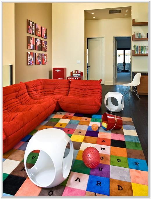 Modern Living Bean Bag Living Room Ideas