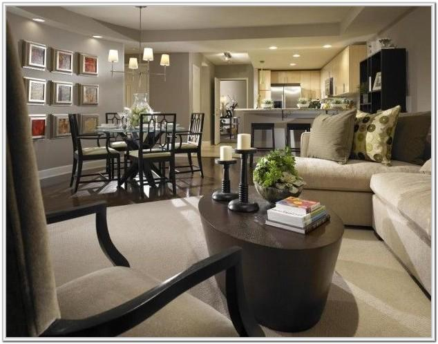 Modern Living Dining Room Ideas Dwell
