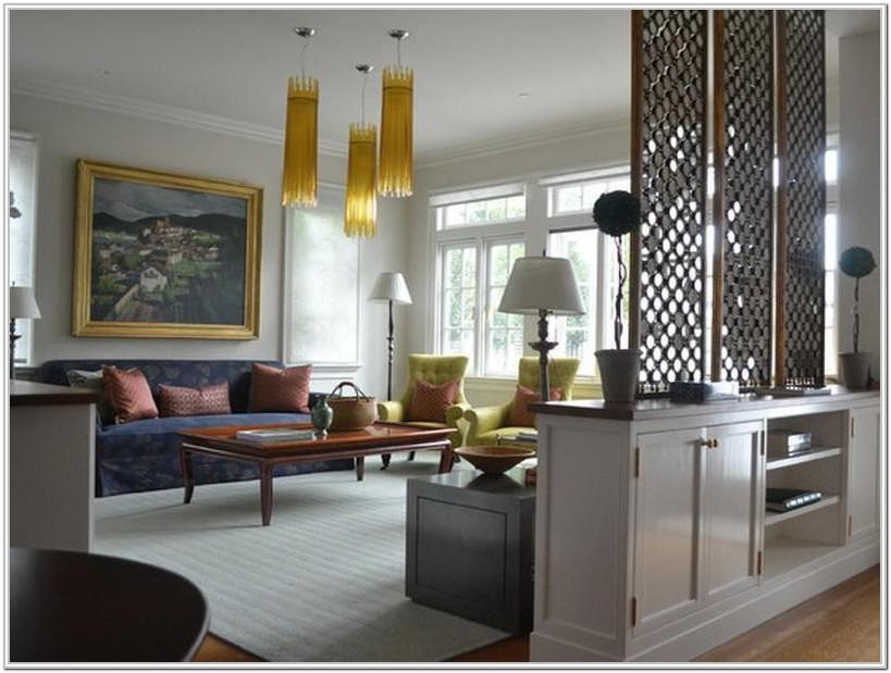 Modern Living Room And Dining Room Partition Ideas
