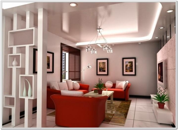 Modern Living Room And Kitchen Divider Ideas