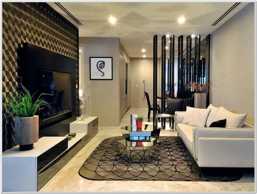 Modern Living Room Dining Room Partition Ideas