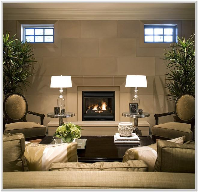 Modern Living Room Fireplace Decor Ideas