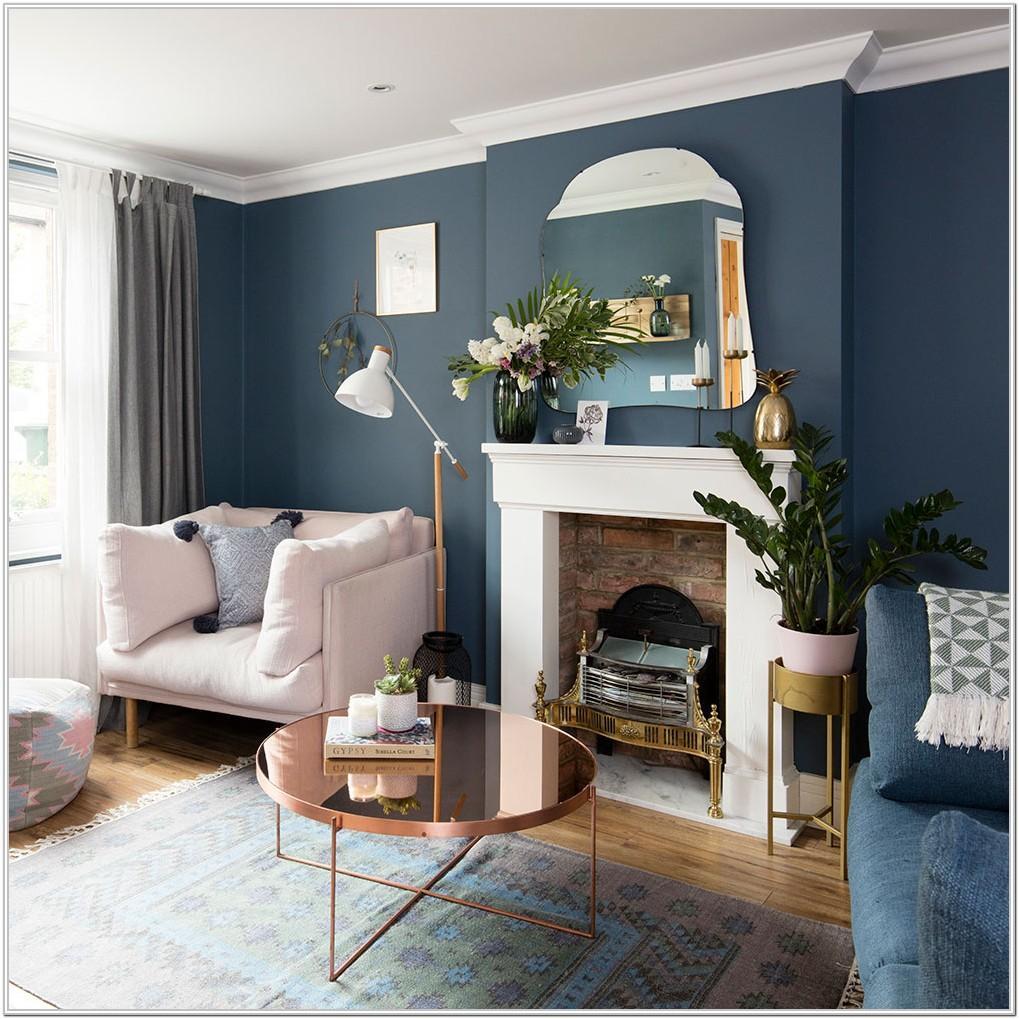 Modern Living Room Idea 2019