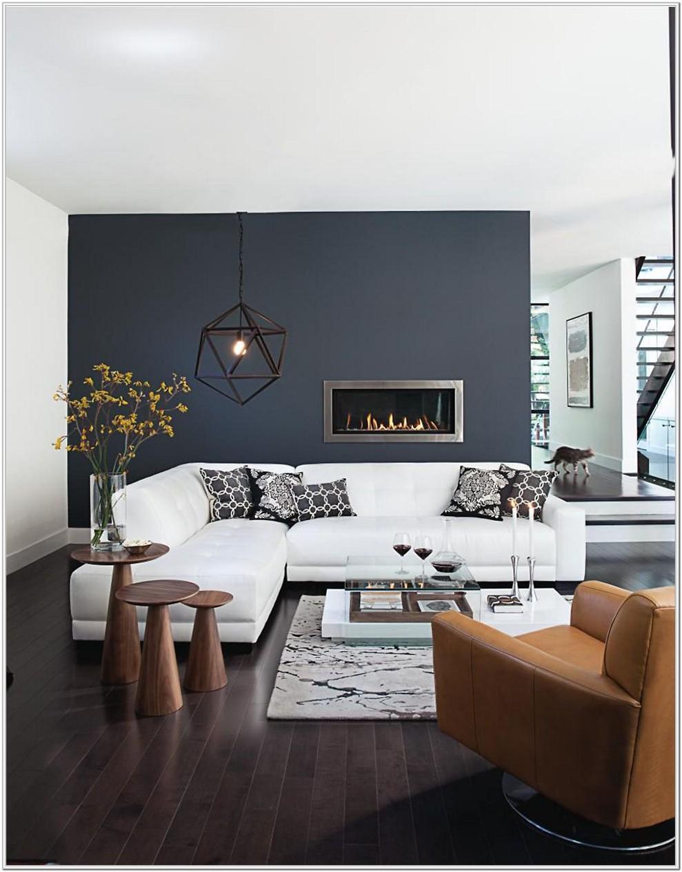 Modern Living Room Ideas Brown Sofa