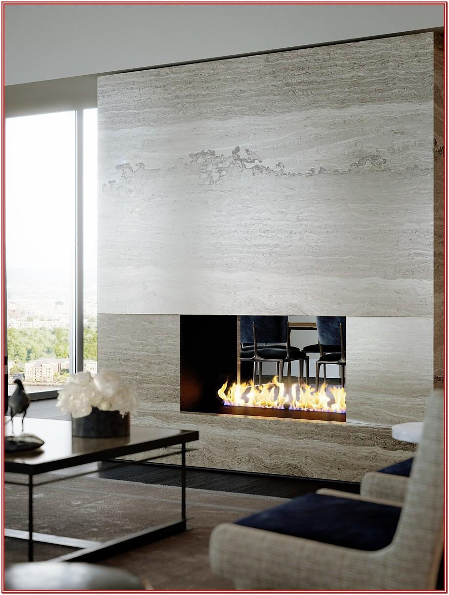 Modern Living Room With Fireplace Ideas