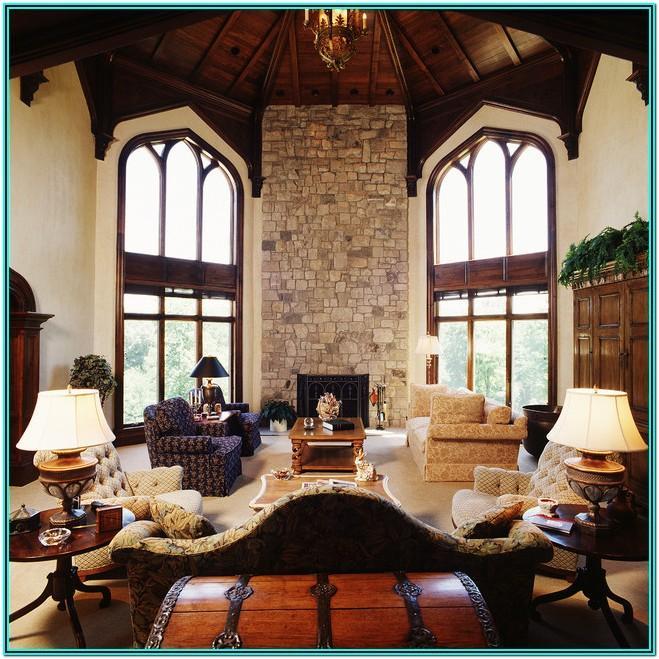 Modern Mediterranean Living Room Ideas