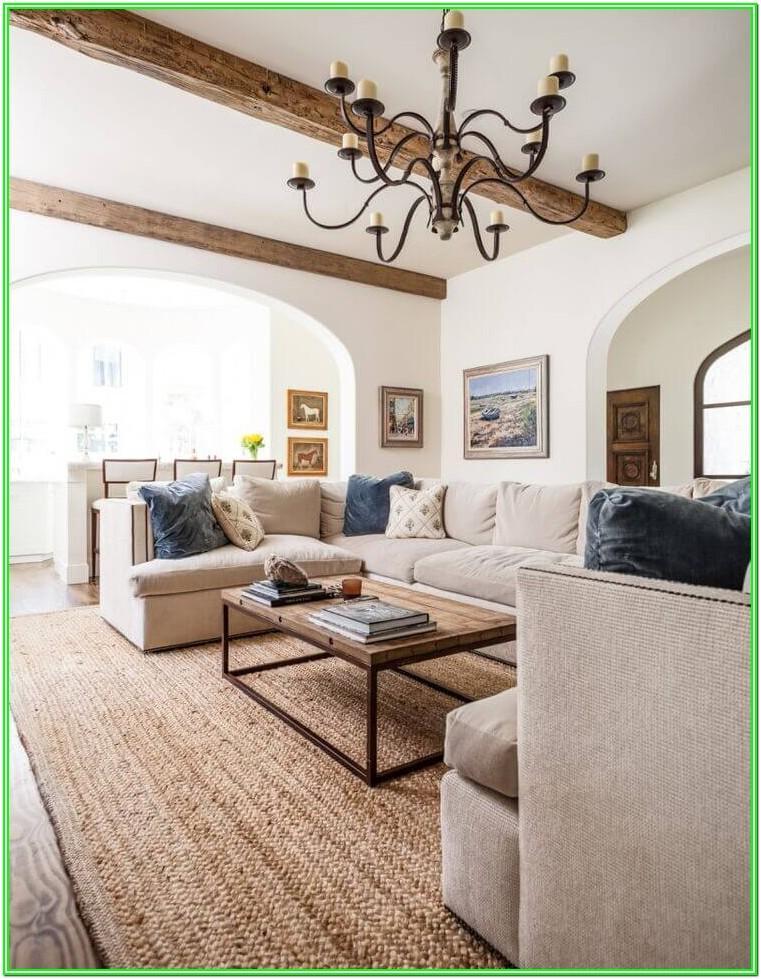 Modern Natural Living Room Ideas