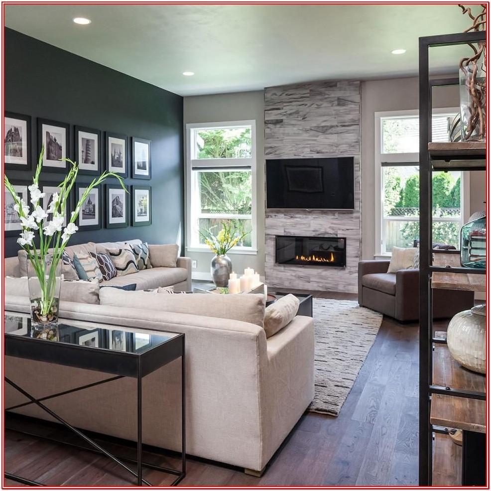 Modern Open Living Room Design Ideas