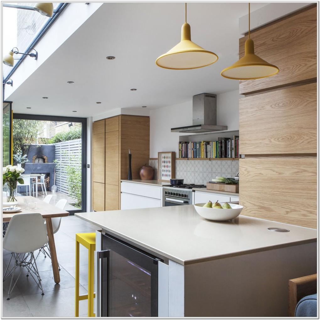 Modern Open Plan Kitchen Living Room Ideas