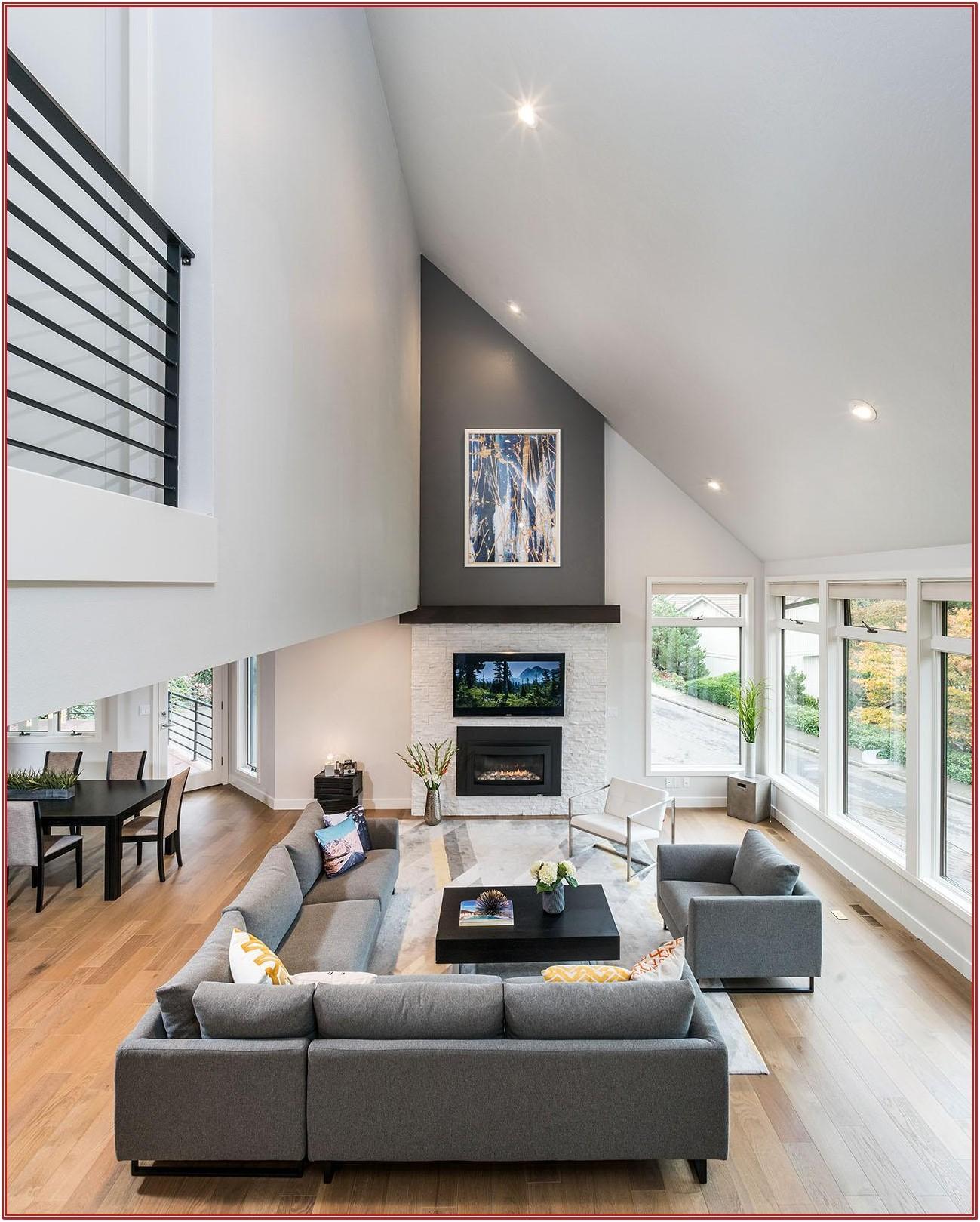 Modern Open Plan Living Room Ideas