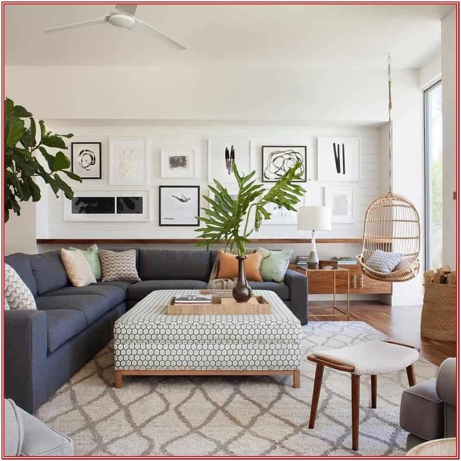 Modern Sunken Living Room Ideas