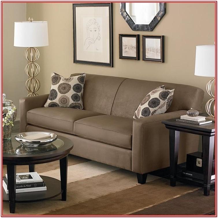 Modern Tan Sofa Living Room Ideas