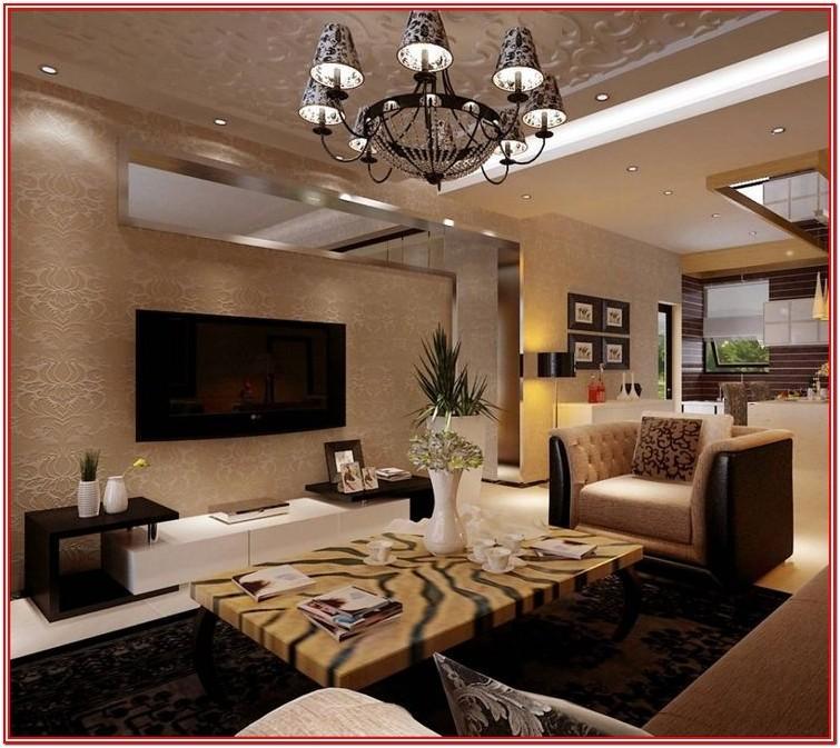 Modern Wall Paint Design Ideas For Living Room