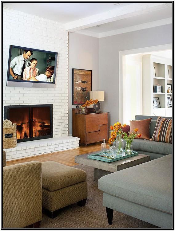 Modern Wallpaper Ideas For Small Living Room