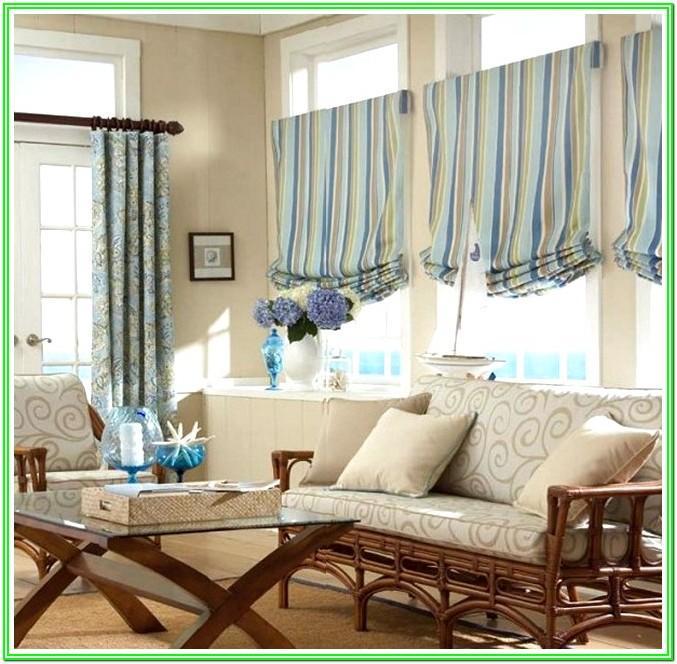 Modern Window Treatment Ideas For Living Room
