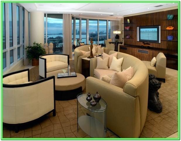 Multi Seating Living Room Ideas