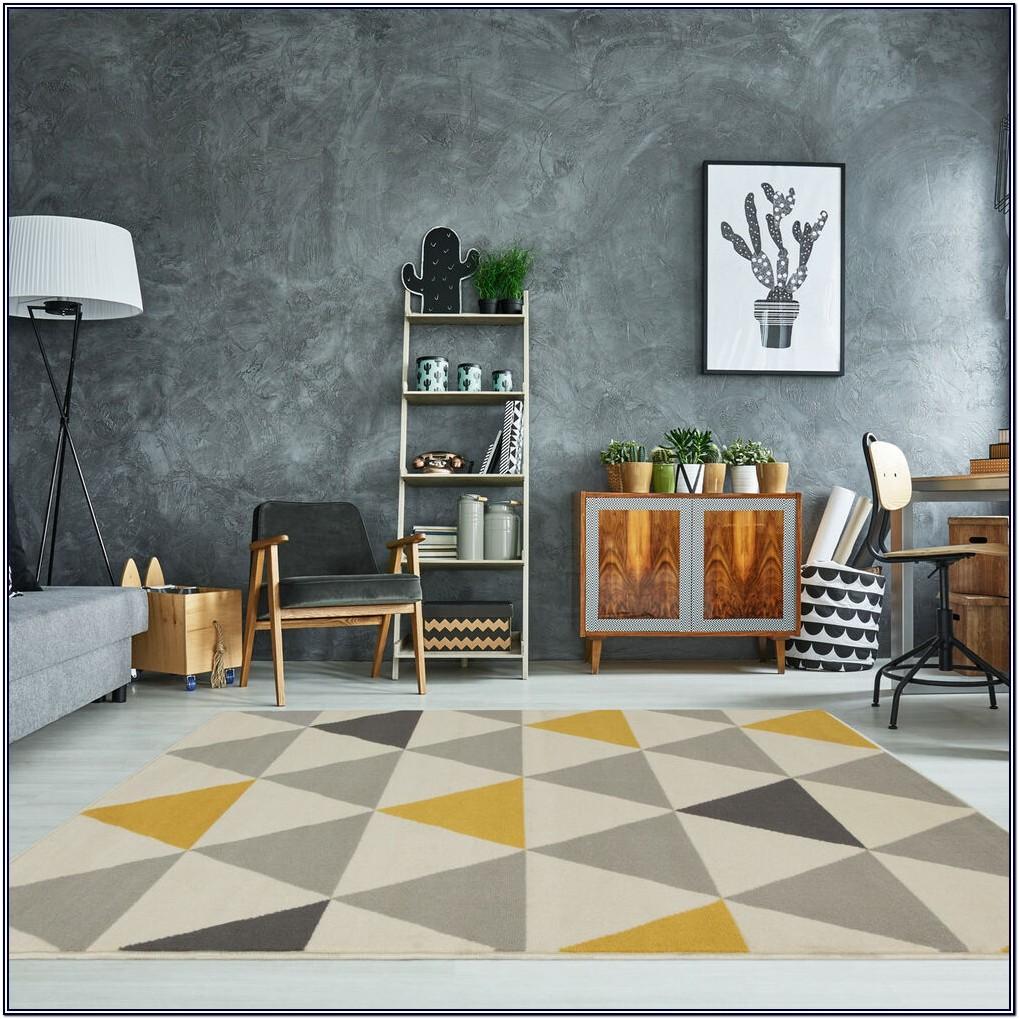 Mustard Ochre Living Room Ideas