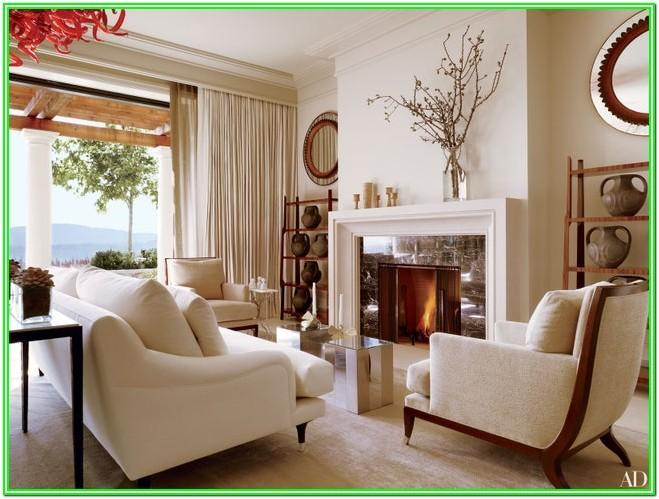 Napa Style Living Room Design Ideas