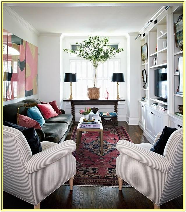 Narrow Living Room Layout Ideas With Tv