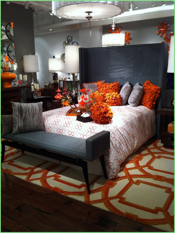 Navy Blue And Orange Living Room Ideas