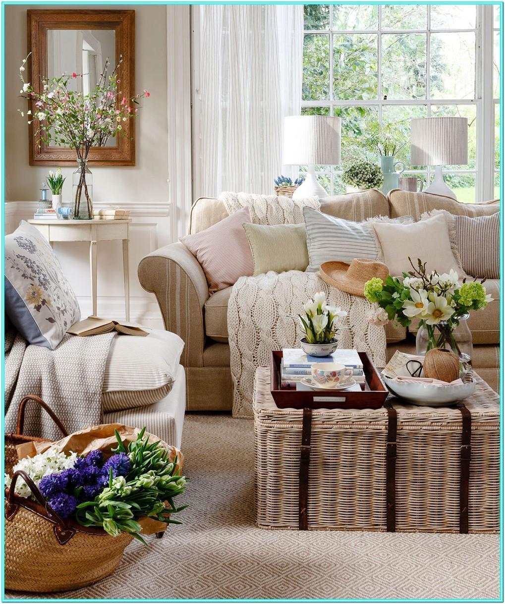 Neutral Tones Living Room Ideas