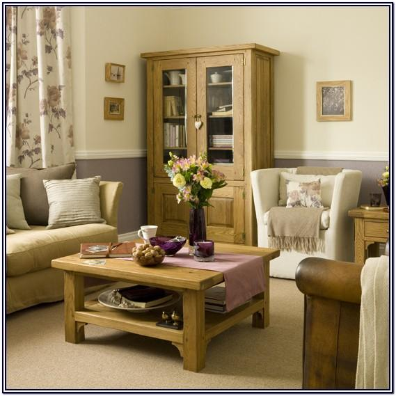 Oak Living Room Design Ideas