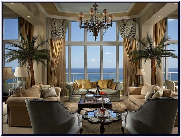 Ocean Blue Living Room Ideas