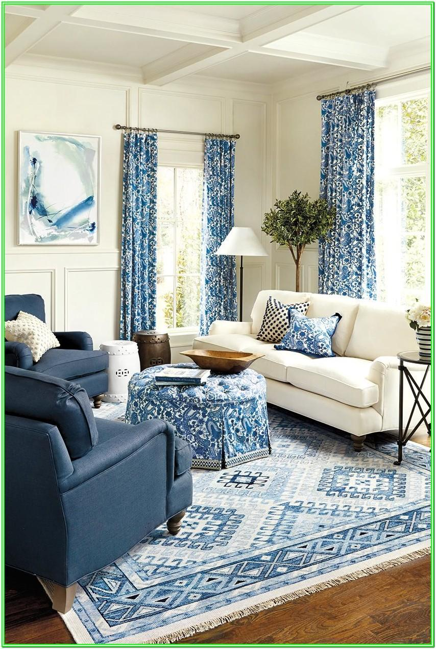 Royal Blue Navy Blue Sofa Living Room Ideas
