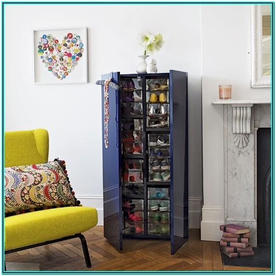 Shoe Rack Ideas Living Room