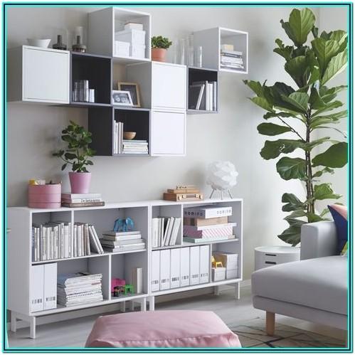 Small Apartment Living Room Storage Ideas