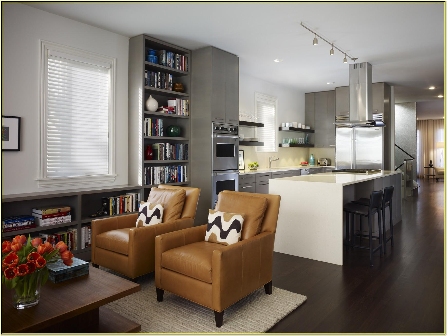 Small Kitchen Living Room Layout Ideas