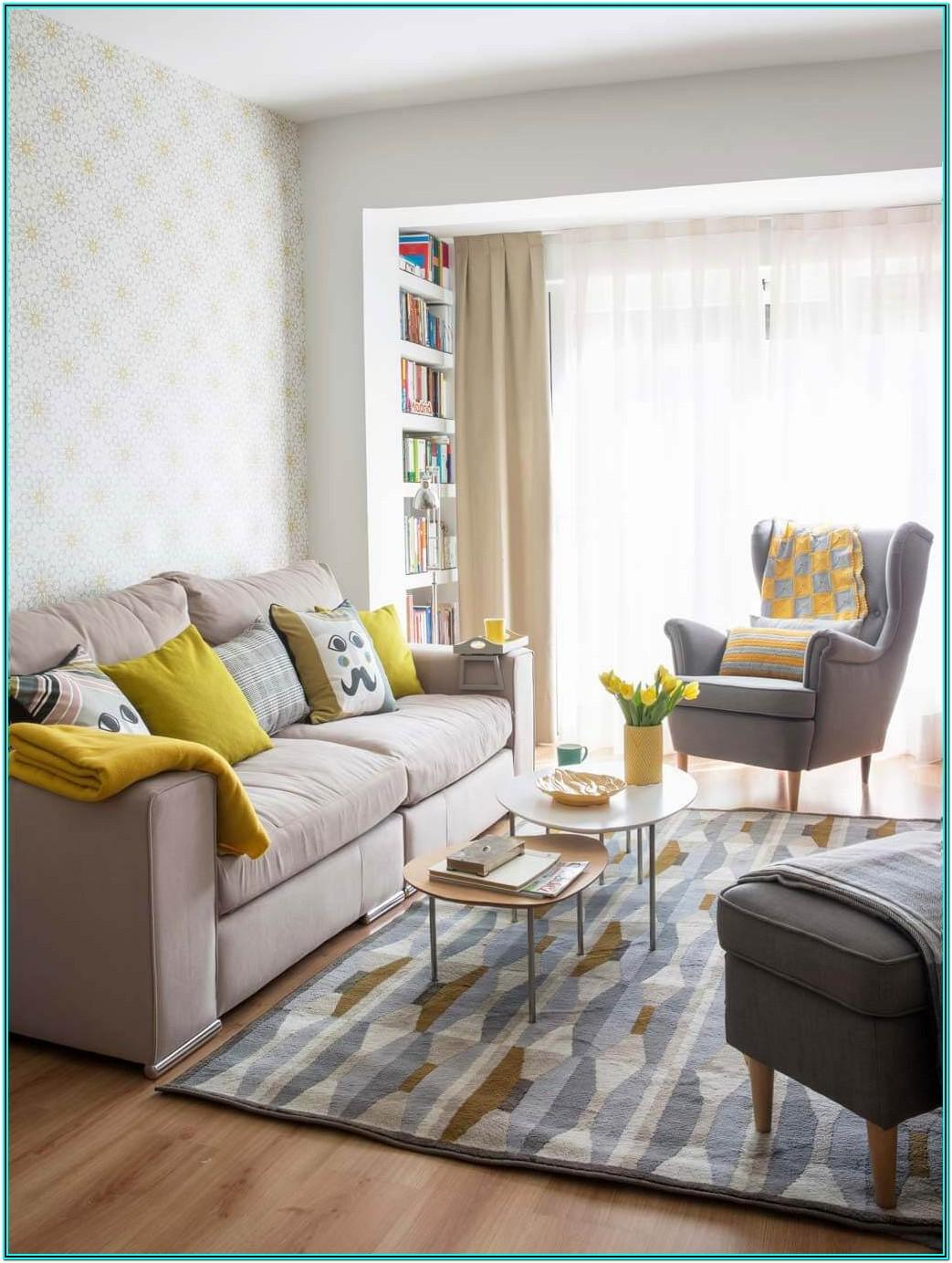 Small Living Room Seating Ideas