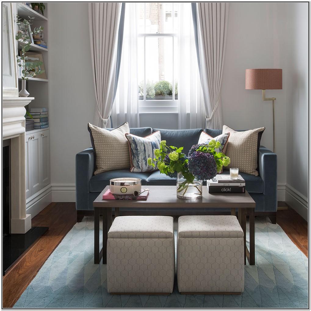 Small Living Room Windows Ideas