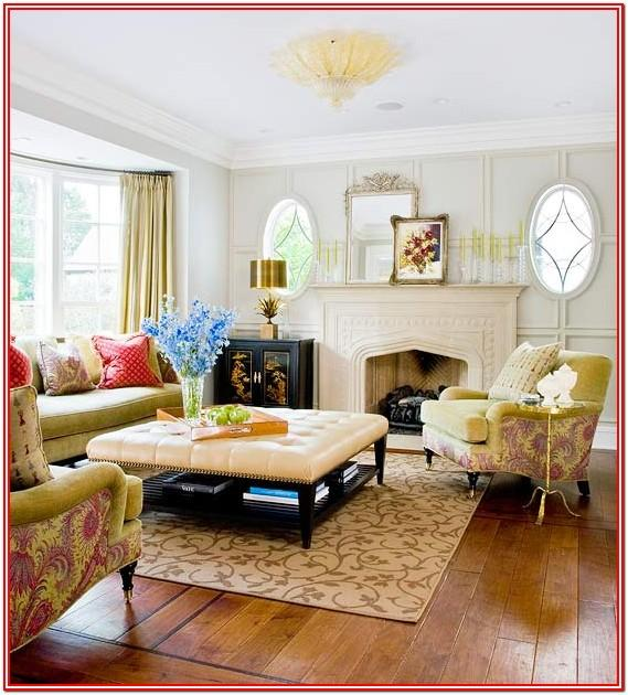 Small Modern Traditional Living Room Ideas