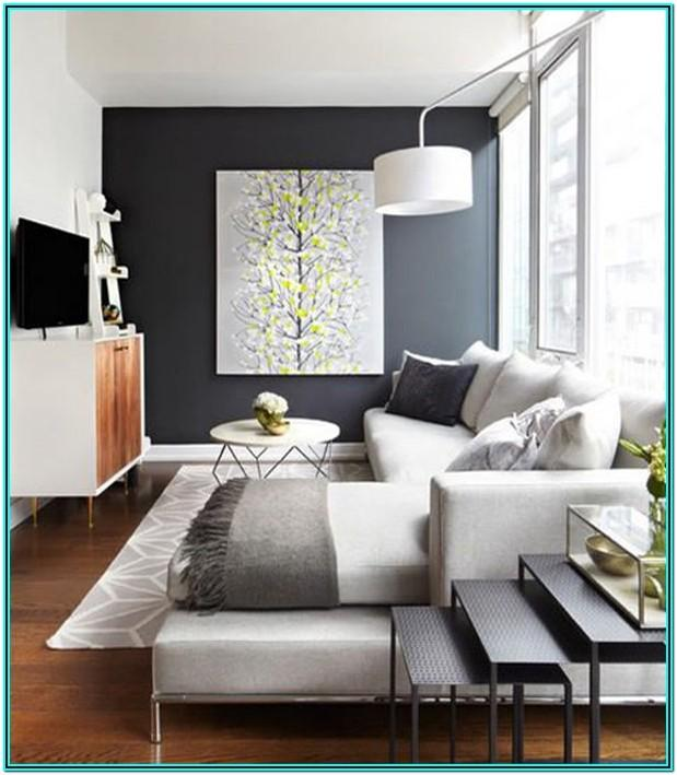 Small Space Living Room Design Ideas