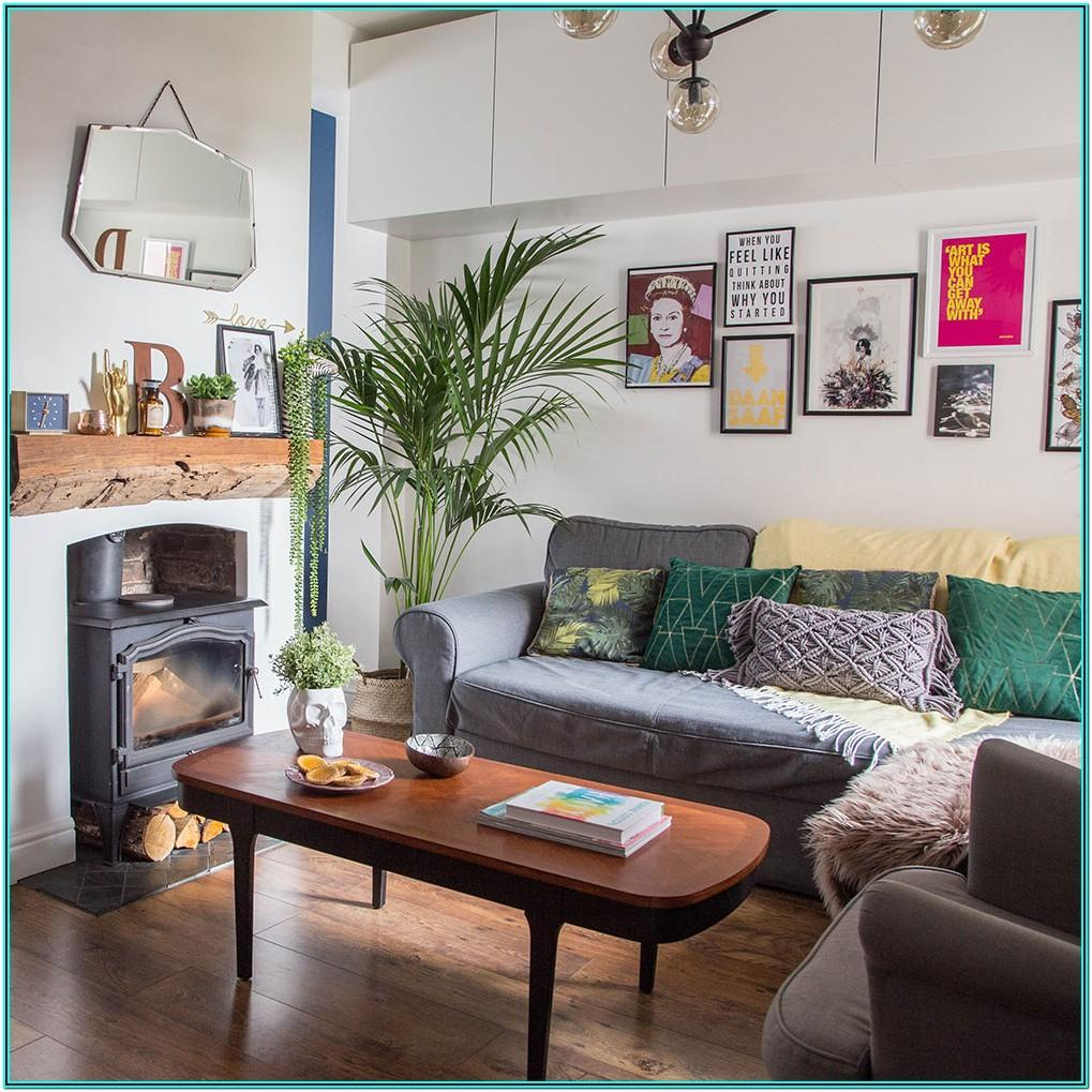 Small Space Small Living Room With Stairs Ideas