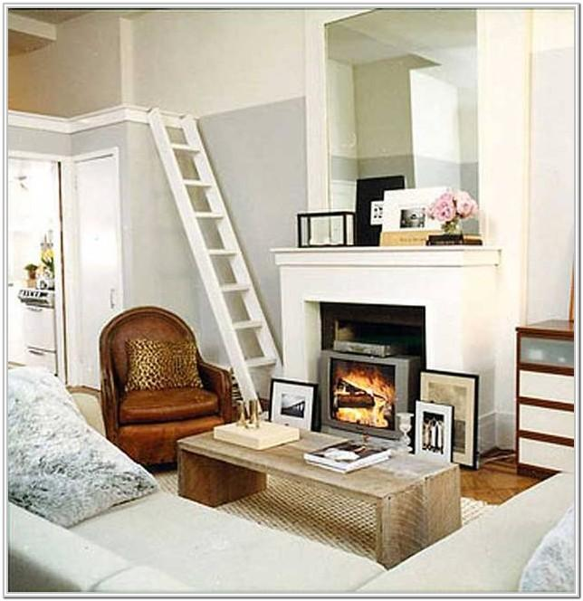 Small Space Small Modern Living Room Ideas With Tv