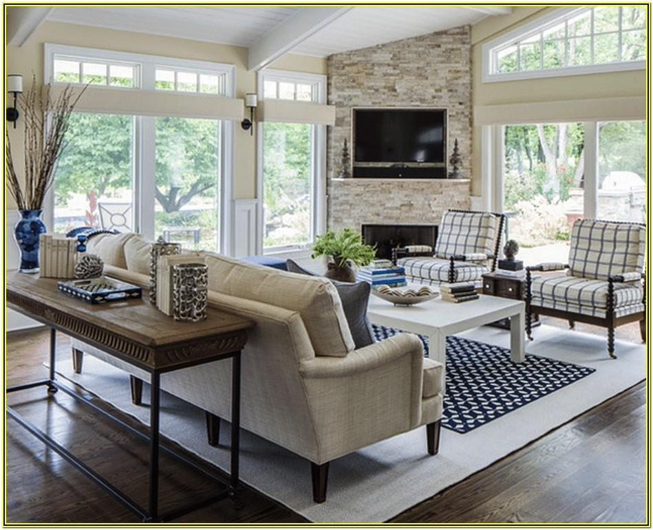 Small Square Living Room Layout Ideas