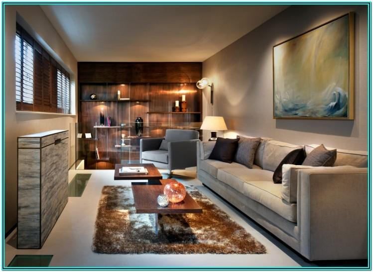 Sofa Set Ideas For Rectangular Living Room