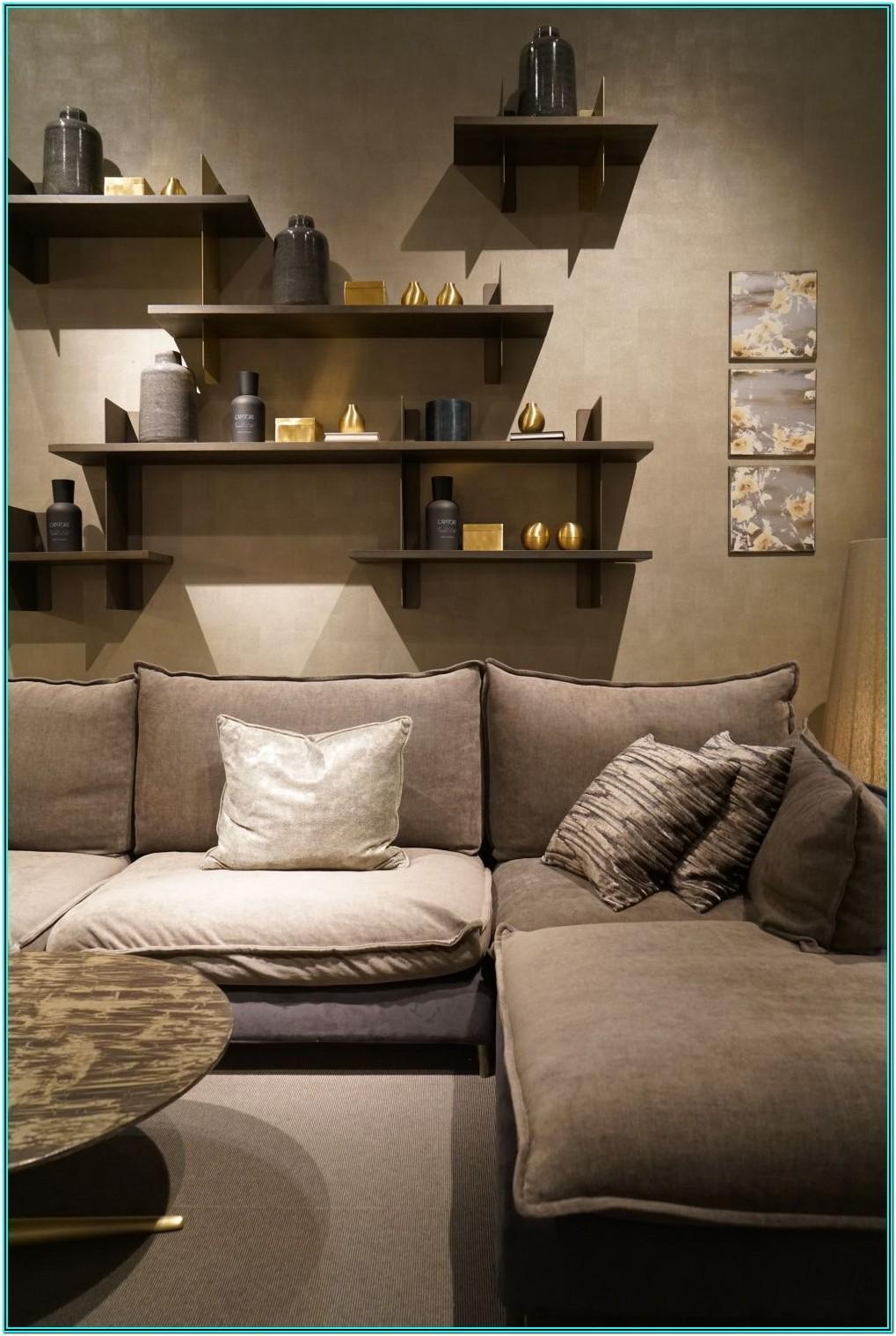 Wall Living Room Shelf Ideas