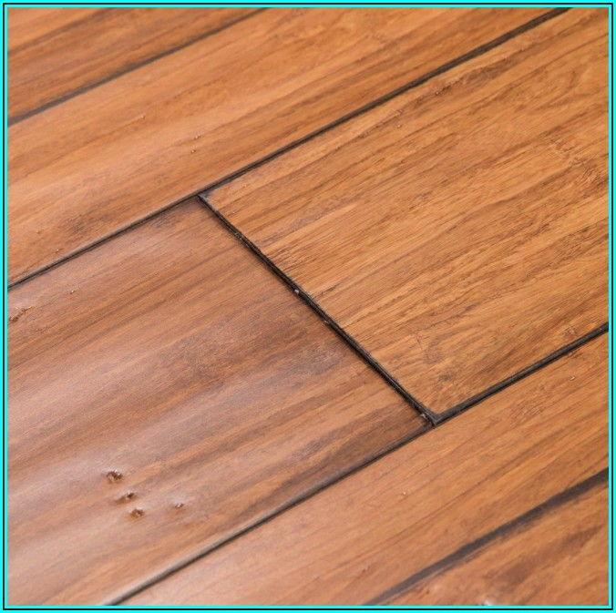 Cali Bamboo Flooring In Bathroom