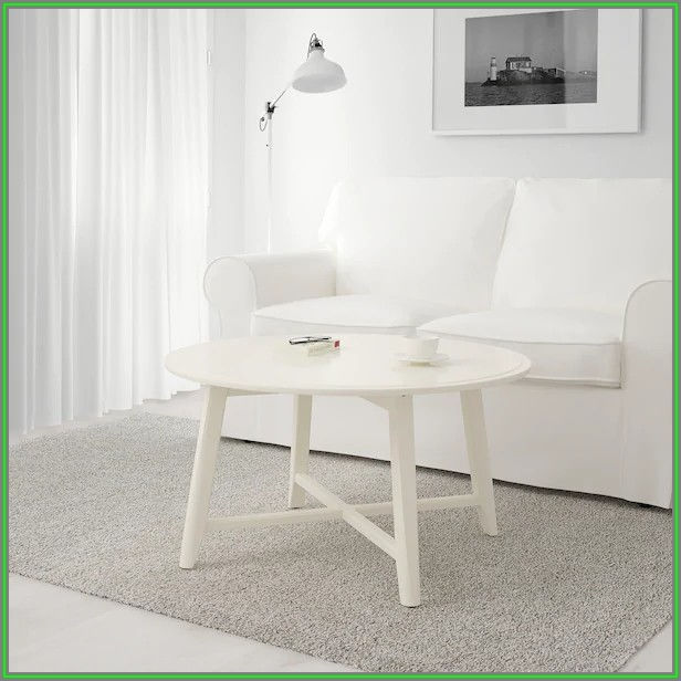Circle Round Coffee Table Ikea