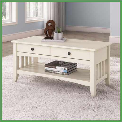 Coffee Table With Drawers Canada