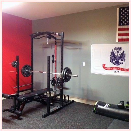 Garage Home Gym Flooring